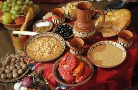 """""""Следване традициите на хранене на пра-, пра-, ... родителите си"""" като основен принцип на здравословното хранене"""