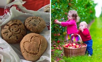 Отглеждане на Дете със Здравословно Хранене